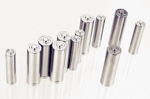 18650电池电压与剩余容量的关系测试